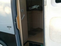 2001 Newmar Newaire Retractable Screen After 1