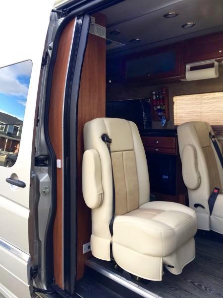 2014 RoadTrek RS Adventurous - Retractable Screens for Doors
