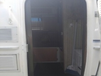 Retractable Screen for RV - Casita - Outside Looking In