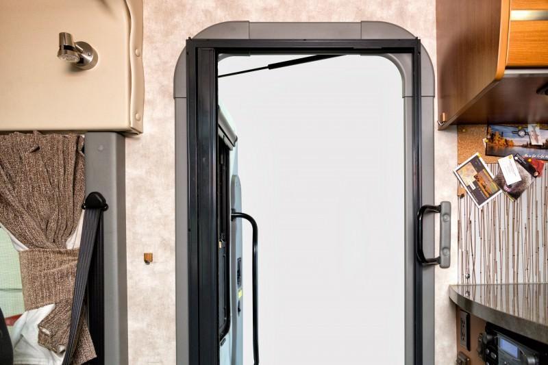 Class a rv retractable screen door retractable screens for Retractable windows and doors