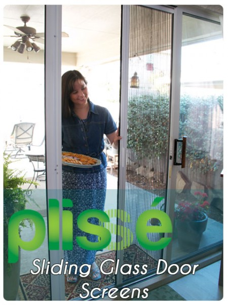 Sliding Glass Door Retractable Screen Gallery Image