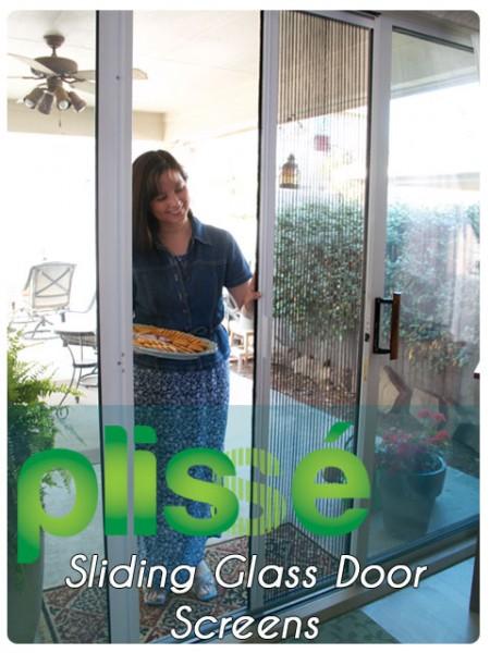 Sliding Glass Door Retractable Screen Gallery Image