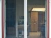 Plisse Patio Door - Outside - In Use 1