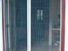 Plisse Patio Door - Outside - In Use 2