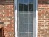 Plisse Patio Door Screen - Outside
