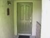 Plisse Condominium Door - Outside