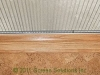 Plisse Solid Oak Threshold Adapter