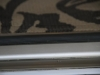 Plisse Single Bottom Rail - Silver