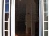Plisse Retractable Door Screen - After, Screen in Use