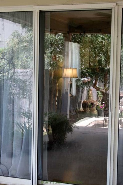Plisse sliding glass retractable door screens for Motorized screens for patios pricing