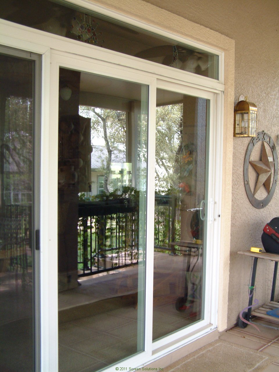 Doors With Screen: Plisse Sliding Glass Retractable Door Screens