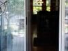 Plisse Sliding Glass Retractable Door Screens