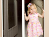 Retractable Screen Child Safe