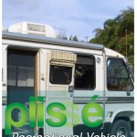 Plisse Retractable Door Screens for Recreational Vehicles Gallery
