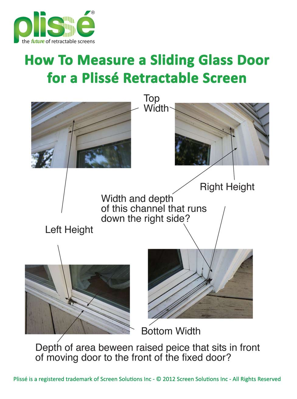 How To Measure A Sliding Glass Door Retractable Screens For Doors