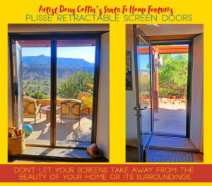 Santa Fe Retractable Screens
